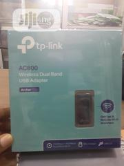 Tp-link Ac600 Wireless Dual Band USB Adapter Archer T2U | Computer Accessories  for sale in Lagos State, Ikeja