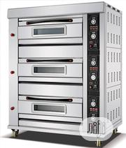 Super Quality 3-deck 9 Trays Industrial Oven. | Industrial Ovens for sale in Lagos State, Ojo