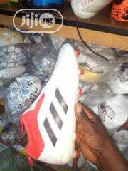 Original Adidas Half-ankle Boot | Shoes for sale in Lagos State, Maryland
