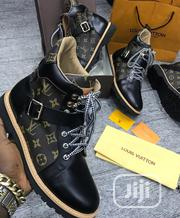 Louis Vuitton Monogram Hightop Boots   Shoes for sale in Lagos State, Lagos Island