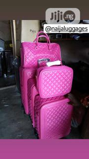 Chanel Pink Piece Luggage | Bags for sale in Lagos State, Lagos Island