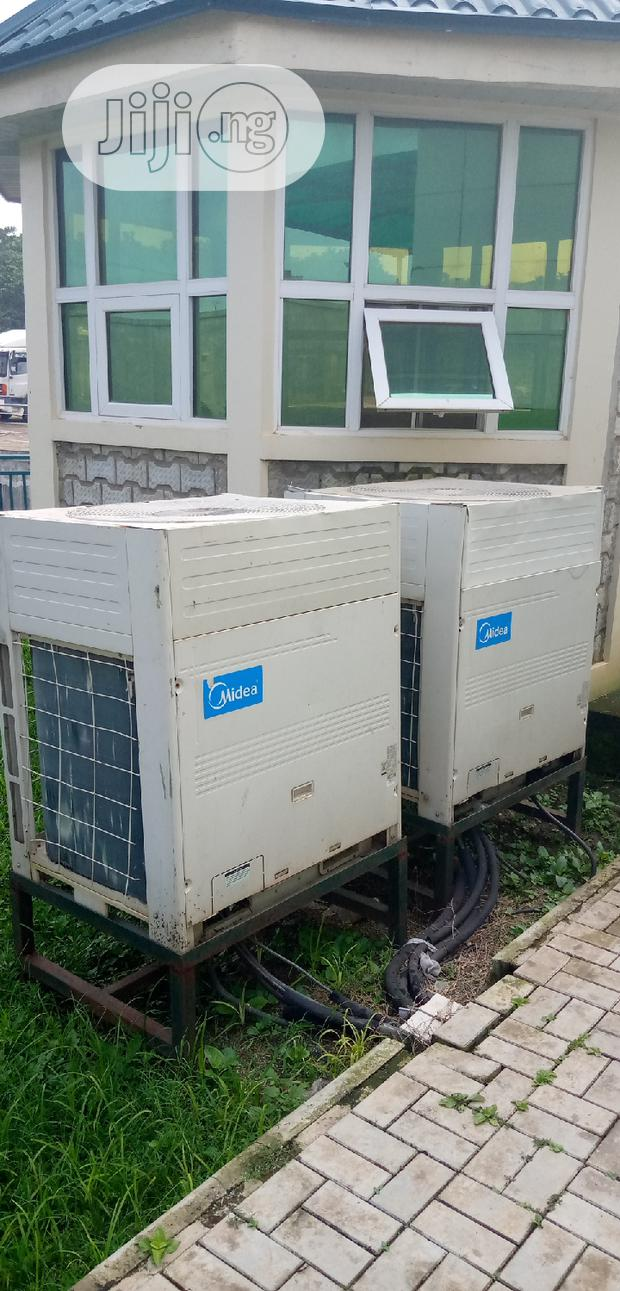 Archive: 10tons/10horse Power Air Conditioner
