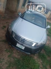 Honda Accord 2008 2.4 EX-L Automatic Silver | Cars for sale in Ondo State, Akure North