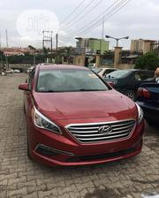 Hyundai Sonata 2016 Red | Cars for sale in Lagos State, Ikeja