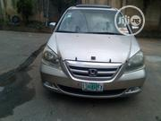 Honda Oddyssey For Hire | Chauffeur & Airport transfer Services for sale in Lagos State, Ikeja