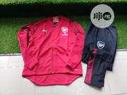 New Arsenal Tracksuit | Clothing for sale in Lagos State, Lagos Mainland