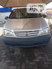 Toyota Sienna 2002 Silver | Cars for sale in Lagos State, Lagos Island