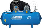 Abac Air Compressor 200 Lt 3hp | Vehicle Parts & Accessories for sale in Lagos State, Apapa