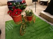 3 Wheels Planter Stand At Sales On Best Price   Manufacturing Services for sale in Plateau State, Jos South