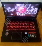 Laptop MSI GE72MVR 7RG Apache Pro 16GB Intel Core i7 HDD 1T | Laptops & Computers for sale in Lagos State, Ikeja