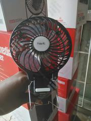 Havit H1200 Detachable Hand Held Power Bank Fan | Accessories for Mobile Phones & Tablets for sale in Lagos State, Ikeja