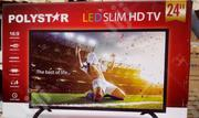24 Inches Polystar Slim HD TV | TV & DVD Equipment for sale in Lagos State, Ojo