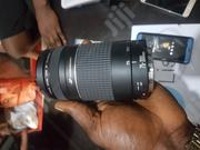 This Is Canon 75-300mm Lens This Is | Accessories & Supplies for Electronics for sale in Lagos State, Lagos Mainland