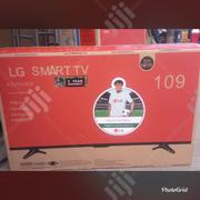 109 Inch Smart Television Led LG | TV & DVD Equipment for sale in Lagos State, Surulere