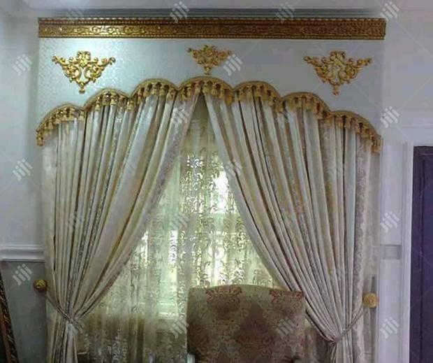 Modern Turkish Curtain