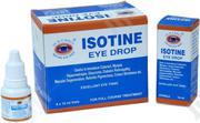Isotine Eye Drop For Treatment Of Cataract,Glaucoma, Etc | Vitamins & Supplements for sale in Lagos State, Ikeja