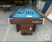 Brand New Imported 8 Fit Coins Operated Snooker | Sports Equipment for sale in Lagos State, Ajah