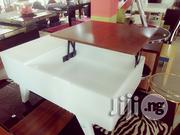Wooden Center Table With Adjustable. Model W3 | Furniture for sale in Lagos State, Ojo