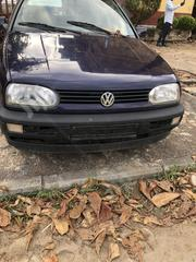 Volkswagen Golf 2003 Blue | Cars for sale in Lagos State, Amuwo-Odofin