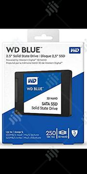 "Western Digital Blue Nand 250gb PC Ssd - Sata Iii 6 Gb/S, 2.5"" - 
