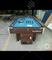Brand New 8ft Operated Coin Snooker | Sports Equipment for sale in Cross River State, Calabar