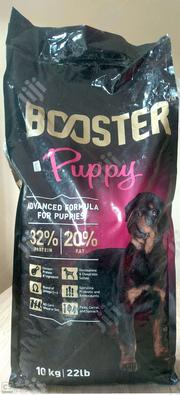 Booster Puppy Dry Food For Sale - 10kg | Pet's Accessories for sale in Abuja (FCT) State, Gwarinpa