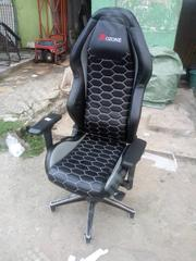 High-back Leather Office Chair (ZOC-020) | Furniture for sale in Lagos State, Ajah
