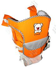Baby Carrier- Navy Blue, White, Red And Orange   Children's Gear & Safety for sale in Lagos State, Ojota
