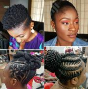 We Love Your Natural Hair Visit Our Unisex Let Fixe Ur Hair | Health & Beauty Services for sale in Oyo State, Ibadan