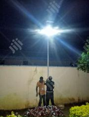 Complete Installation Of 60w All In One Solar Street Light | Solar Energy for sale in Abuja (FCT) State, Central Business District