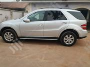 Mercedes-Benz M Class 2009 Gray   Cars for sale in Imo State, Owerri North