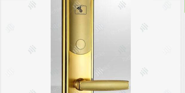 Card Door Lock System BY HIPHEN SOLUTIONS LTD
