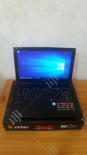 Laptop MSI 8GB Intel Core i5 SSD 128GB | Laptops & Computers for sale in Lagos State, Ikeja