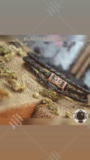 Hand Made Leather Bracelets. | Jewelry for sale in Lagos State, Badagry