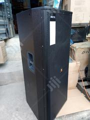 Audio Double 15inch Speaker Sharp In Output | Audio & Music Equipment for sale in Lagos State, Mushin