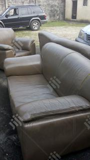 Used Sofa Gray | Furniture for sale in Rivers State, Port-Harcourt