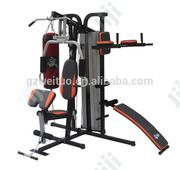 American Fitness 3 Station Gym | Sports Equipment for sale in Lagos State, Surulere