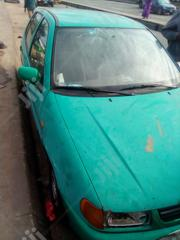 Volkswagen Polo 1998 Green | Cars for sale in Lagos State, Isolo