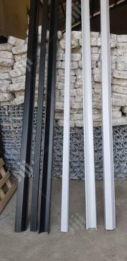 Pvc Gutter White And Black | Building Materials for sale in Lagos State, Ipaja