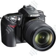 Nikon D90 DSLR Camera With 18-105mm Lens (Brand New) | Photo & Video Cameras for sale in Lagos State, Ikeja