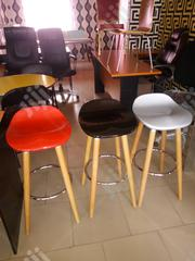 Bar Stool With Wooden Leg | Furniture for sale in Lagos State, Lagos Island