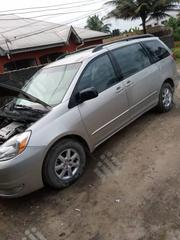 Foreign Used Toyota Sienna 2006 Silver | Cars for sale in Cross River State, Calabar-Municipal