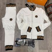 Original Fendi Joggers Available in White and Blacks Swipe to Pick | Clothing for sale in Lagos State, Lagos Island