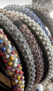 Beaded Car Steering Wheel Cover | Vehicle Parts & Accessories for sale in Lagos State, Ojo