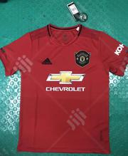 Manchester United Home Jersey | Sports Equipment for sale in Lagos State, Lagos Mainland