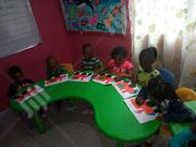 Plastic Moon Shape Children School Furniture | Child Care & Education Services for sale in Lagos State, Ikeja