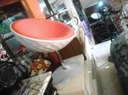 Pure Leather Bar Stool | Furniture for sale in Lagos State, Ikeja