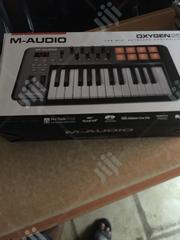 Oxygen 25 Mini Keyboard Controllers | Computer Accessories  for sale in Lagos State, Ojo