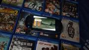 Ps Vita With 12 Games And Downloaded Games And Free Charger | Video Games for sale in Rivers State, Port-Harcourt