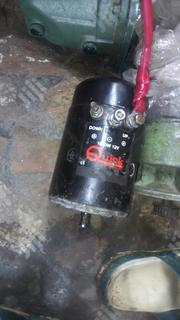 Motor Dc 1 And 1/2 Hp:3000rpm 12 Volts | Manufacturing Equipment for sale in Lagos State, Lekki Phase 1